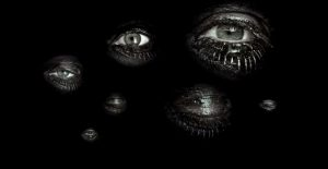 Making Eyes, 2010 Douglas Gordon