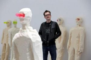 Gregor Wright at the CCA, Glasgow, Oct. 2014