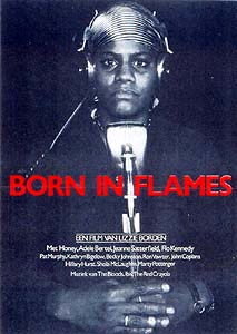 Born in Flames, Poster.