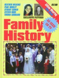 Family History, Gillian Wearing - the catalogue, 2007